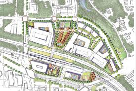 Map Of Atlanta And Surrounding Areas by Brookhaven U0027s Marta Transit Oriented Development Still On The Table