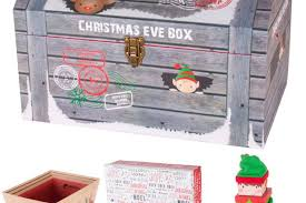 How To Put A Box Together What To Put In A Christmas Eve Box Best Filler Ideas For Kids