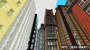 Minecraft New York City Map by New York City Big Map For Mcpe Android Apps On Google Play