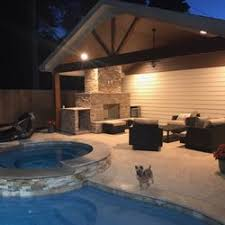 Concrete Patio Houston Concrete Patios Unlimited 32 Photos Masonry Concrete Oak