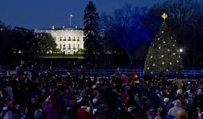 white house national tree lighting 2015 time performers