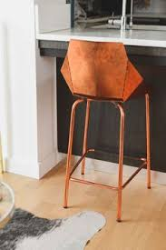 blu dot bar stool real good copper bar stool modern bar stools blu dot decor