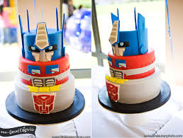 optimus prime cakes transformer optimus prime birthday cake cakes for kids