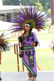 festival of native peoples traditional dance and performance of