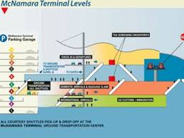 detroit metro airport map before heading to detroit metro airport read this