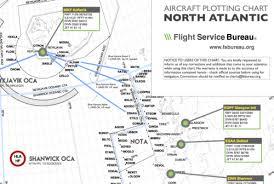 service bureau atlantic plotting chart flight service bureau