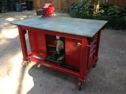 Welding Table Plans by Best 25 Welding Cart Plans Ideas On Pinterest Welding Cart