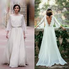 trumpet sleeve wedding dress discount fall country wedding dresses square neckline a line sweep