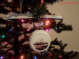Cruise Ornament Reflections Of 2015 Cruise Stories