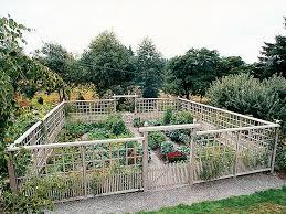 Fence Ideas For Garden Rustic Vegetable Garden Fence Fence Ideas Ideas For Small