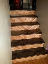 Stairs With Laminate Flooring Carpeted Stairs Woodworking