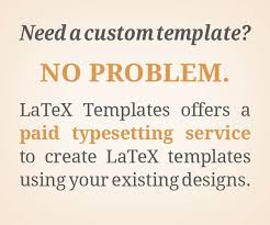 latex templates moderncv and cover letter