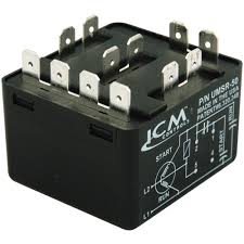 umsr 50 universal motor starting relay from icm controls north