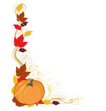 pumpkin autumn border vector 106854 by mkoudis on vectorstock