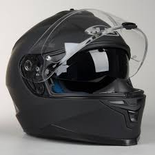 hjc motocross helmet hjc is 17 matte black helmet now 14 savings xlmoto