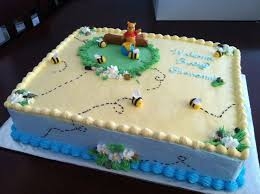 winnie the pooh baby shower cakes winnie the pooh baby shower cake cakecentral