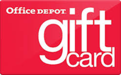 discount gift card office depot gift card discount 10 00