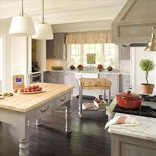 white contemporary country kitchen design french cabinets
