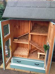 Rabbit Hutch With Detachable Run Rabbit Hutch Ideas From Old Furniture Bunny Cages Pinterest