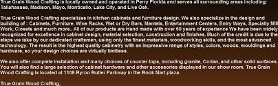 Kitchen Cabinets Tallahassee by Custom Cabinets And Countertops In Tallahassee Fl