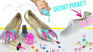 how to diy projects shoe makeover ava creative fashion beauty