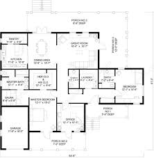 plans for dream homes home deco plans