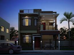 small 2 story house plans 2 storey house design with rooftop plans philippines blueprint two