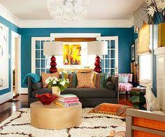 Modern Living Room Design Ideas Idea Paint Bold Colors And - Living room bright colors