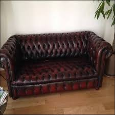 canape chesterfield cuir occasion design dintrieur canape chesterfield cuir canapac en marron canapé