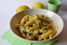 primo piatto con fiori di zucca pennette con fiori di zucca zucchine e ricotta fairies kitchen