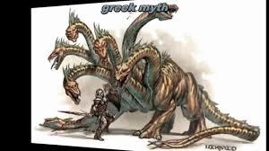 greek mythology hydra youtube
