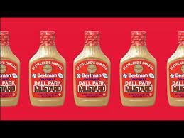 stadium mustard the story of bertman mustard