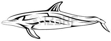 dolphin tattoo royalty free cliparts vectors and stock