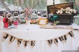 d coration mariage vintage idées pour un mariage vintage