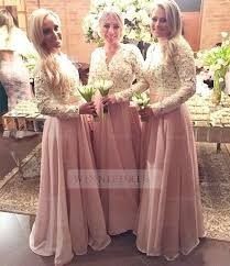 bridesmaid dress shops arabic bridesmaid dresses shop discount 2016 muslim islamic v neck