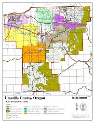 National Forest Map Colorado by Umatilla Co Planning Gis