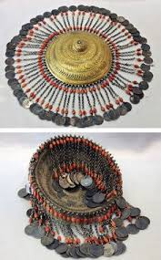 Ottoman Silver Coins by Rare Antique Turkish Ottoman Silver Coin Necklace Belt Jewelry