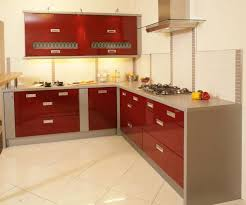 Type Of Paint For Kitchen Cabinets White Gloss Kitchen Cabinetry Varnished Light Wood Kitchen Cabinet