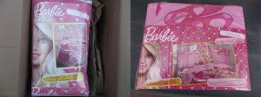 Ballet Comforter Set New 4 Pc Mattel Barbie Ballet Twin Comforter Sheets Pillowcase