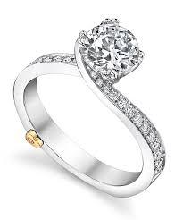 modern wedding rings clarity modern engagement ring schneider design california