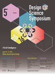design event symposium nature lab design science symposium steam intelligence