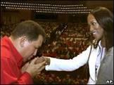 BBCBrasil.com | Reporter BBC | Naomi Campbell entrevista Chávez ...