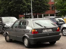 volkswagen hatchback 1990 volkswagen golf 1 3 gl 1990 data immatricolazione 13 07 1 u2026 flickr