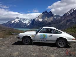 1969 porsche 911 tuthill classic endurance rally car