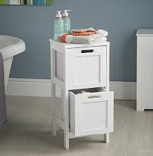 Storage Units Bathroom Shaker Style 2 Drawer Storage Unit Bathroom Pinterest Drawer