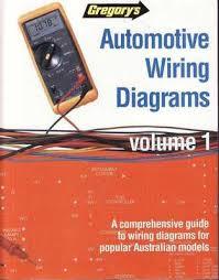 automotive wiring diagrams volume 2