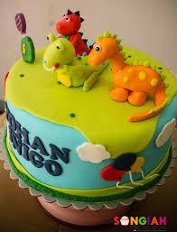 dinosaur birthday cakes songiah dinosaur birthday cake
