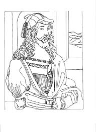 download renaissance art coloring pages ziho coloring