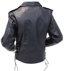 best leather motorcycle jacket ladies leather motorcycle jacket w zip out lining l52lz