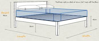 Height Of Bed Frame Image Result For Standard Bed Frame Height Wood Working Class